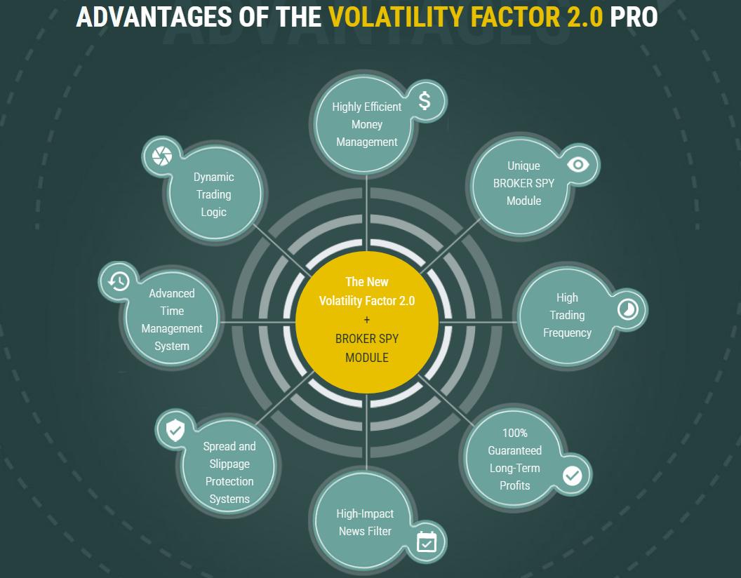 Volatility Factor 2.0 Pro公式サイトのキャプチャ画像