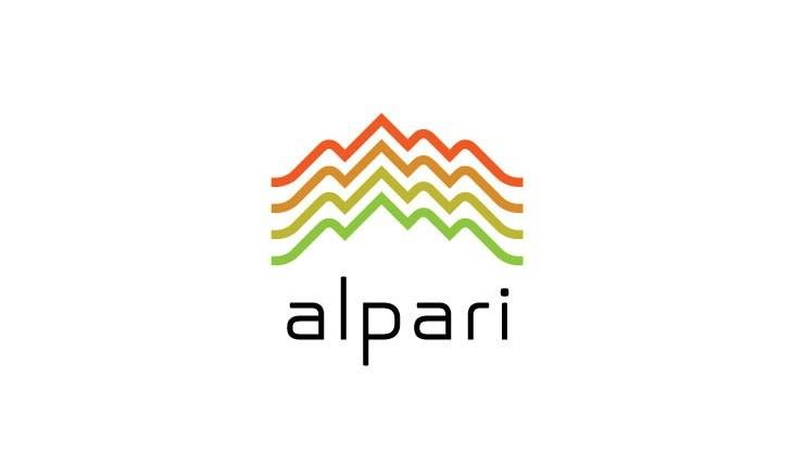 Alpariのロゴ