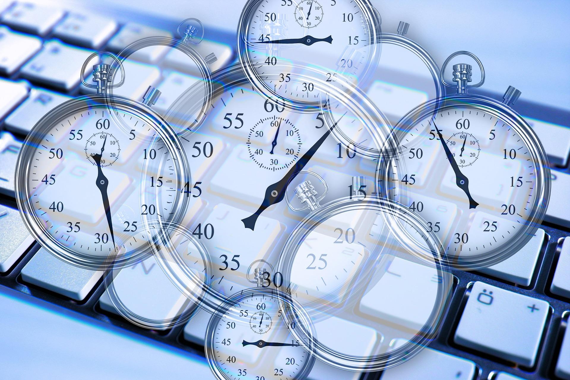 時間管理のイメージ画像